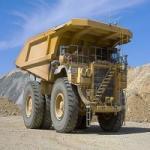 Engrenagens para caminhões de mineração