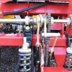 Usinagem de peças agrícolas